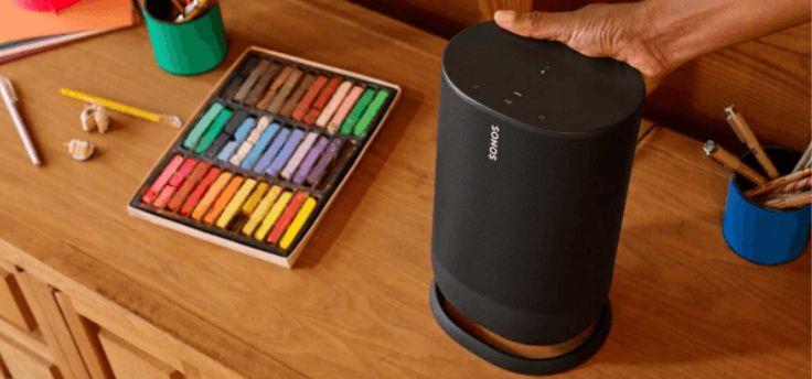 Sonos Move officieel: draagbare bluetooth-speaker met Google Assistent