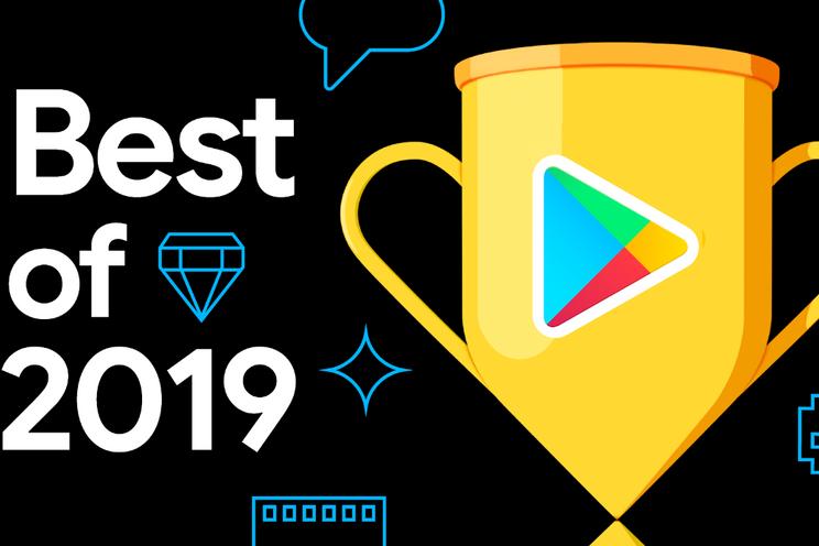 Google: dit zijn de beste apps en games van 2019