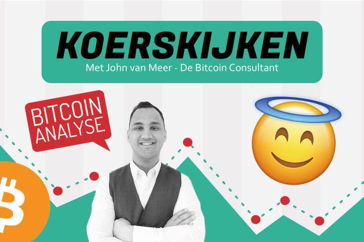 'Bitcoin consolideert boven support, stijging naar $9.600 - $9.800 aanstaande?'