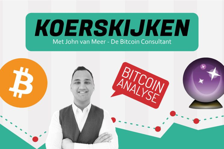 'Bitcoin op $9.700. Breekt patroon uit richting de $9.900?'