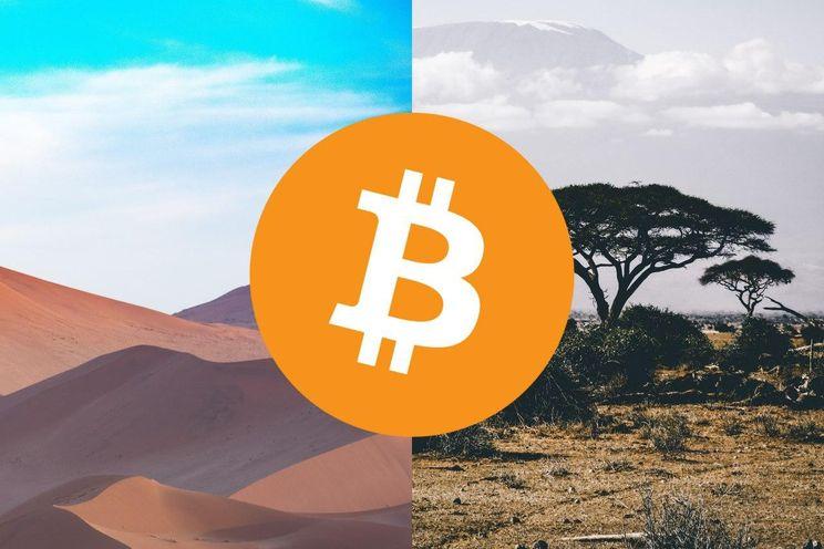 In Afrika is een forse bitcoin adoptiegolf gaande