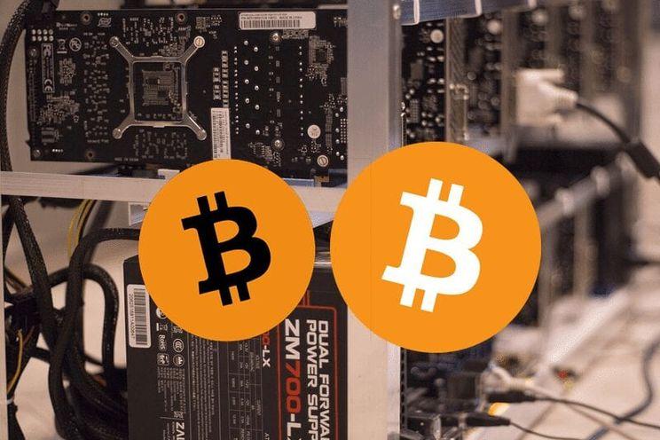 Bitcoin moeilijkheidsgraad voor minen daalt 16%, hashrate 45% lager dan piek