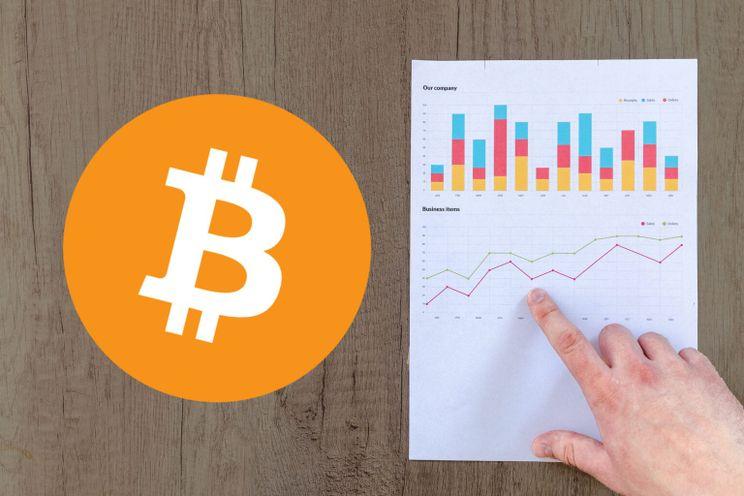 'Bitcoin koers stoomt door naar $40.000'