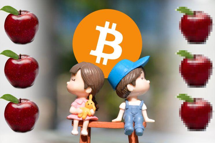 Bitcoin uitgelegd: fysieke appels ruilen in een digitale wereld