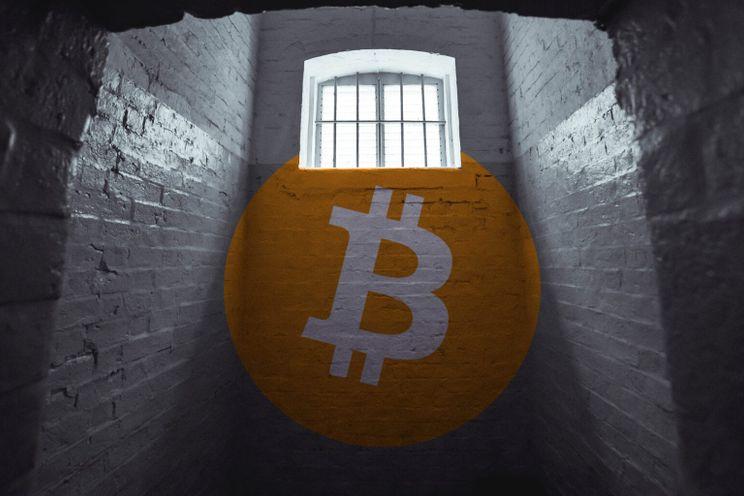 Man 5 jaar cel in vanwege 'Bitcoiin' oplichting