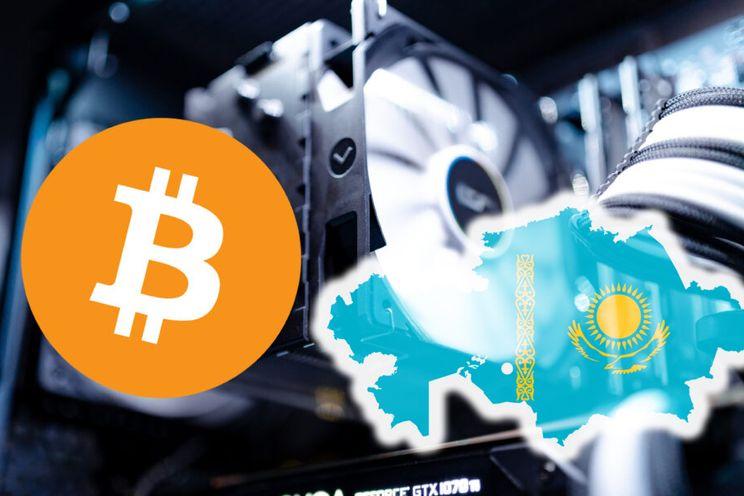 Bitcoin hub Kazachstan wil 590 miljoen euro aantrekken voor mining