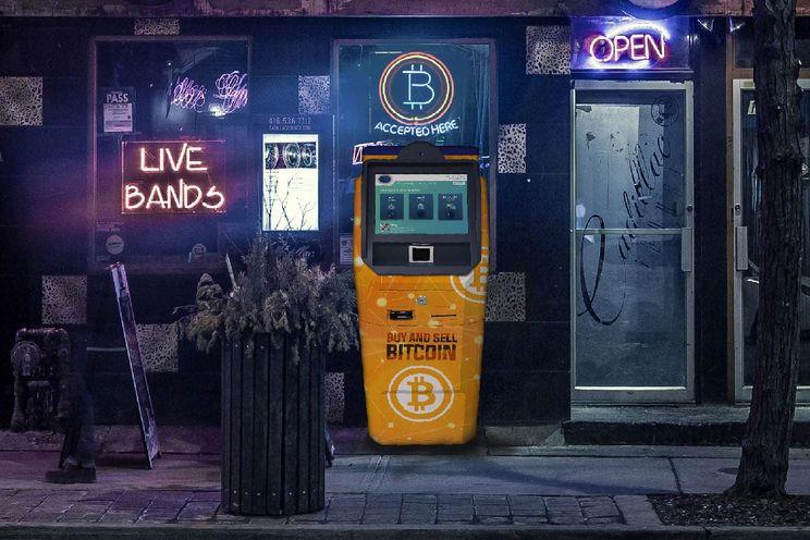 El Salvador installeerde 200 bitcoin pinautomaten in september
