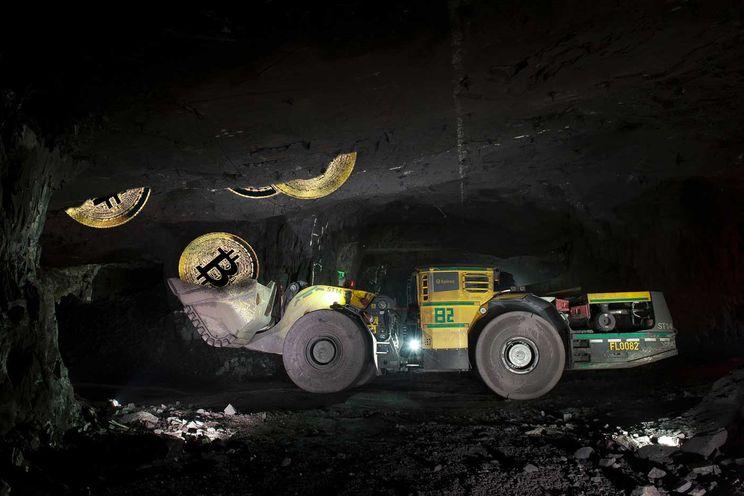 Bitcoin miners verkopen minder BTC dan het afgelopen jaar