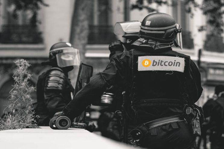 Europol rolt piramidespel met Bitcoin en goud van 6 miljoen euro op