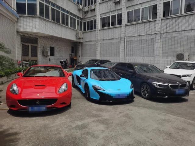 Chinese politie neemt $15 miljoen, Ferrari en villa van crypto oplichters in beslag