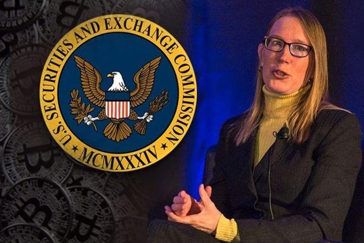 'Crypto mom' aangenomen voor tweede termijn als commissaris bij SEC