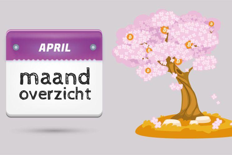 Bitcoin in april: 'Regulering uit EU, wetgeving in Nederland en BTC naar $9.500'