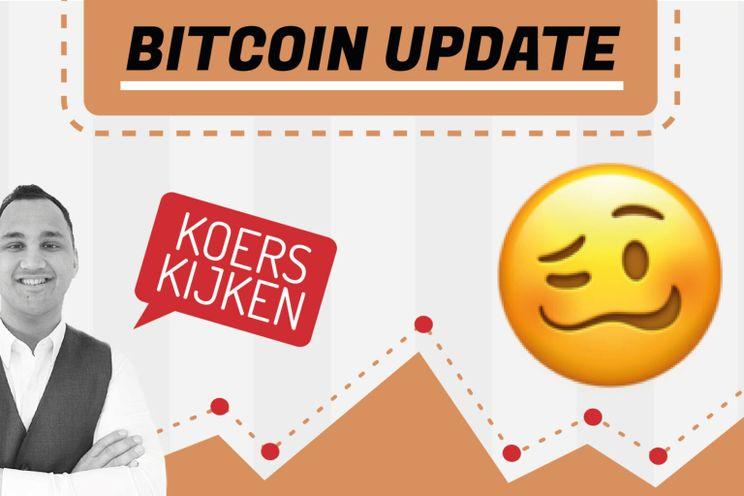 'Bitcoin beweegt rond $23.000. Komt er deze week nog week een bullish uitbraak?'