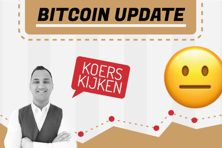 'Bitcoin prijs naar $30.000? Koers zit nog steeds in bullish patroon'