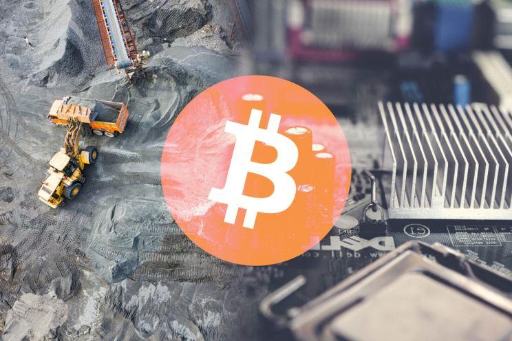 Bitcoin rekenkracht herstelt met bijna 200% na verbod China