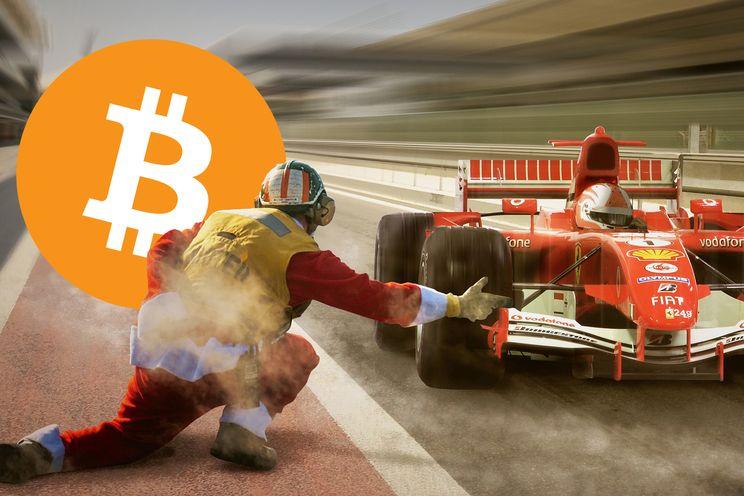 Bitcoin koers klaar voor bullish beweging richting all time high?