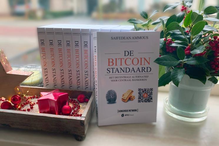 De Bitcoin Standaard: de Nederlandse vertaling over de geschiedenis van geld