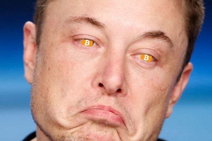 Tesla staat op een winst van $1 miljard op investering in bitcoin