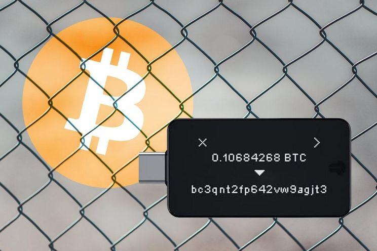 BitBox02, een Bitcoin hardware wallet van Zwitserse kwaliteit