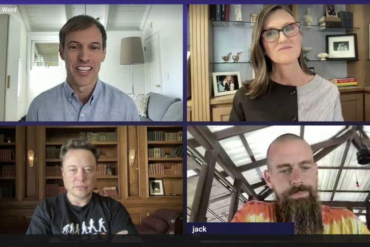 Samenvatting Bitcoin debat met Musk, Dorsey en Wood
