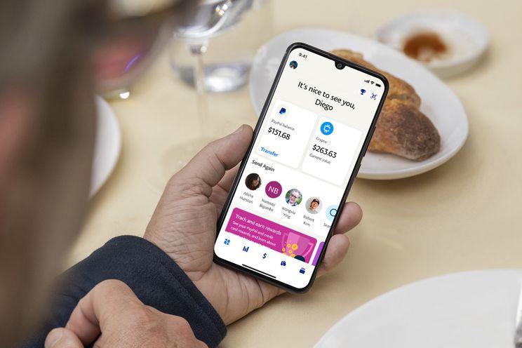 PayPal lanceert 'super app' waarmee je ook Bitcoin kunt kopen
