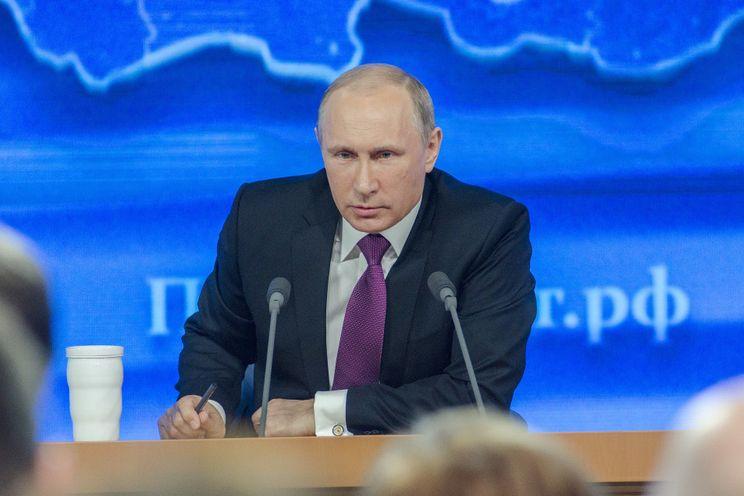 Ziet Poetin internationale betalingen met bitcoin voor zich?