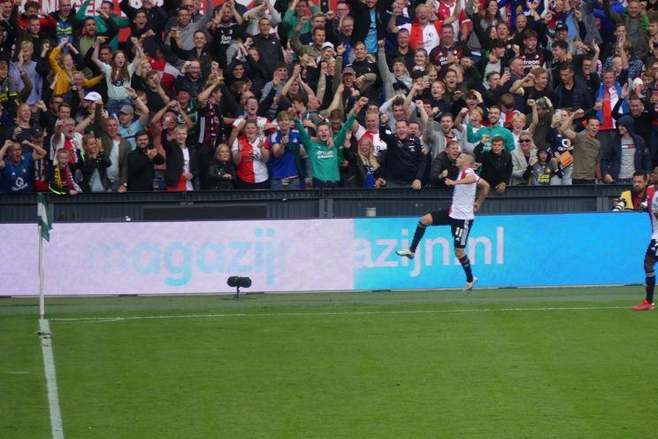 Fotoverslag Feyenoord - Go Ahead Eagles online