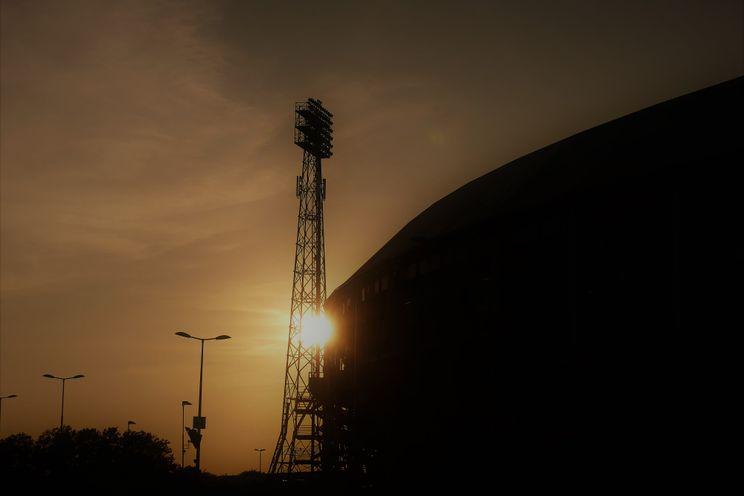 Fotoverslag Feyenoord - SC Heerenveen online