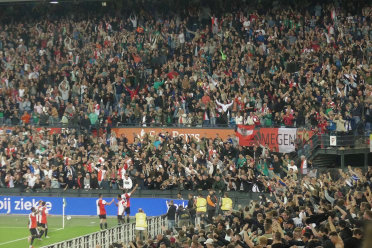 Fotoverslag Feyenoord - NEC online