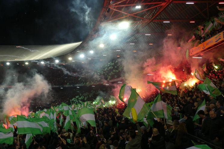 Fotoverslag Feyenoord - Slavia Praag online