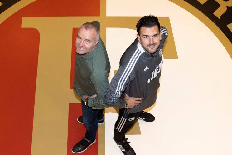 Coolen en Stam lichten voetbalvisie Feyenoord Academy toe