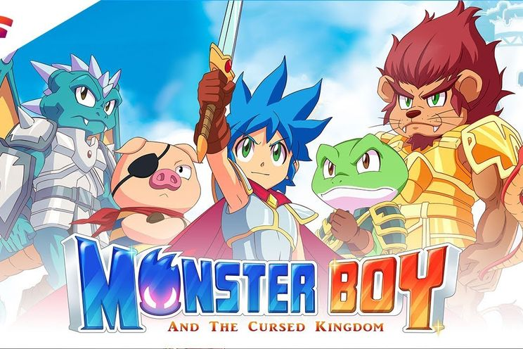 Google Stadia mogelijk 120fps via tweet Monsterboy & the Cursed Kingdom