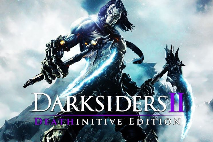 Nog een Darksiders-game onderweg naar Stadia: Darksiders II Deathinitive Edition