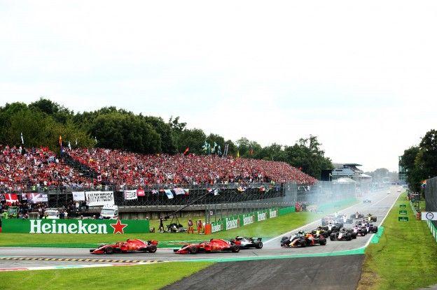 Voorbeschouwing GP Italië | Titelgevecht gaat met extra sprintrace door op stokoud circuit