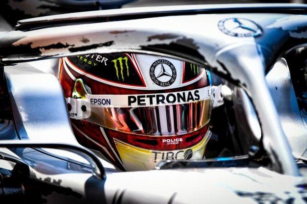 Hamilton over fatale dag in 2015: 'Ik hoop dat de geest van Jules in ons voortleeft'
