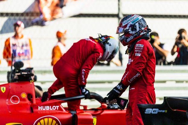 Schumacher voorspelt: 'Vettel verliest zijn positie als eerste rijder'