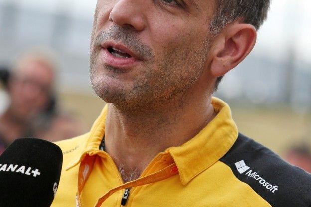 Renault hoopvol: 'Onze snelheid op de lange afstand zag er indrukwekkend uit'