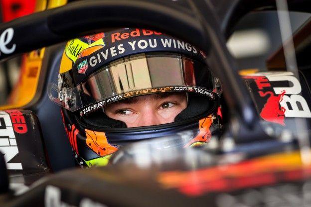 Marko met schitterend nieuws voor F3-kampioen Hauger: 'F2 in 2022'