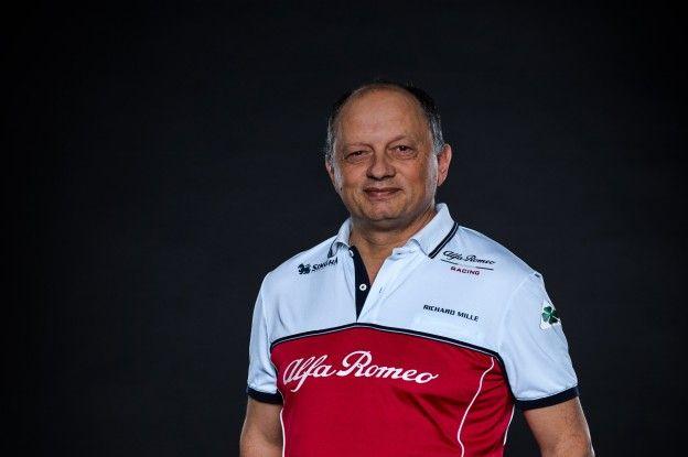 Vasseur: 'Flexibele achtervleugel gaat geen game-changer zijn in Baku'