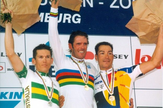 IDL Retro   WK Zolder 2002: De kroon op de keizerlijke carrière van Cipollini