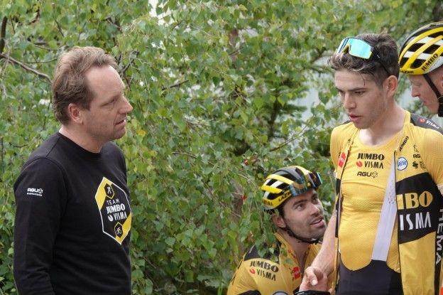 Zeeman over Tour 2022: 'Met klimmersploeg kun je vroeg in de problemen komen'
