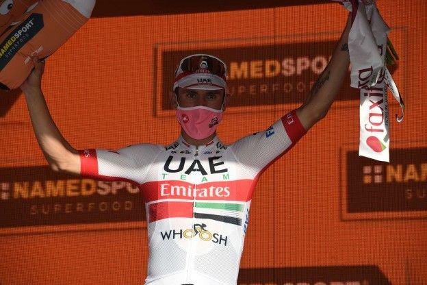 Ulissi geeft nieuwe wedstrijd Settimana Ciclistica Italiana gewenste winnaar in eerste rit